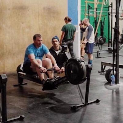 Athlete - Jason Marlowe - CrossFit i1uvit